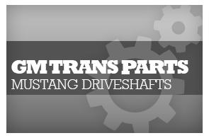 GM Trans Parts