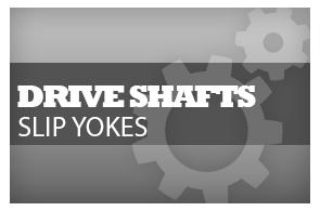 Driveshaft Slip Yokes