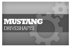 Mustang Driveshafts