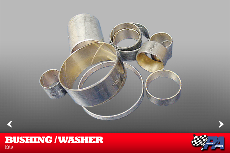 Bushing / Washer Kits