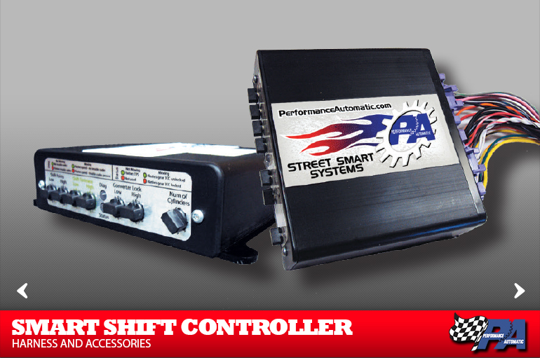 Smart Shift Controller, Harness and Accessories