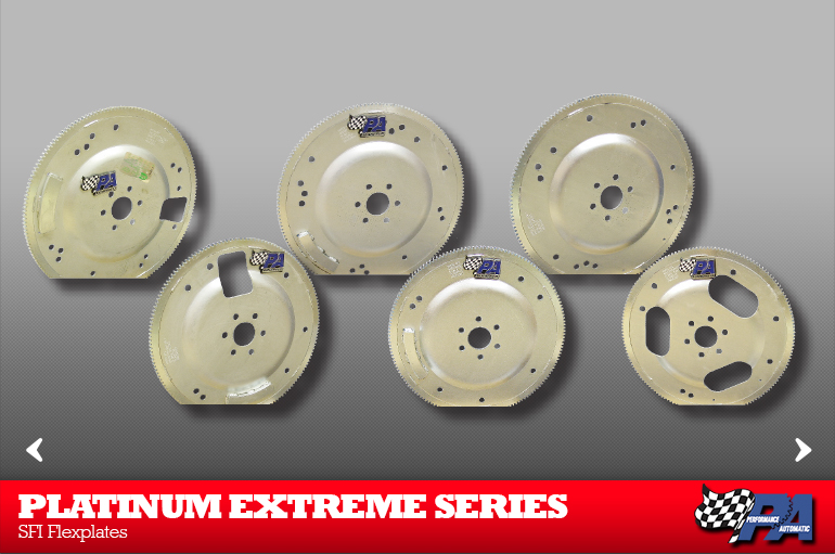 Platinum Xtreme Series SFI Flexplates